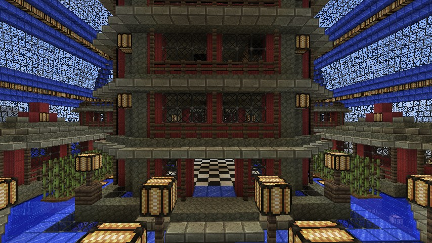 Imperial Tower Minecraft Project