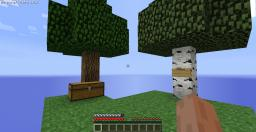 SkyBlock survival (modified) Minecraft Map & Project