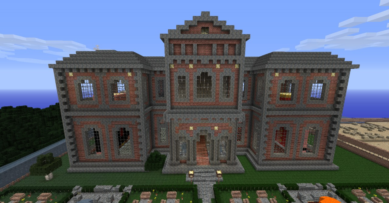 Spawn House Minecraft Project