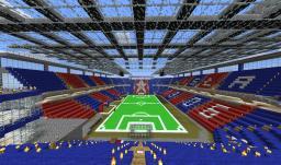 Stadion Wisły Kraków Minecraft Project
