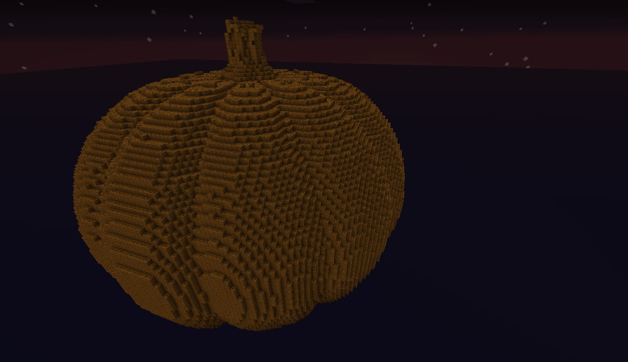 minecraft how to make a pumkin in 1.12
