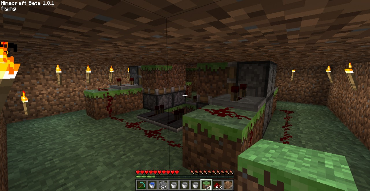 how to build a piston trap in minecraft