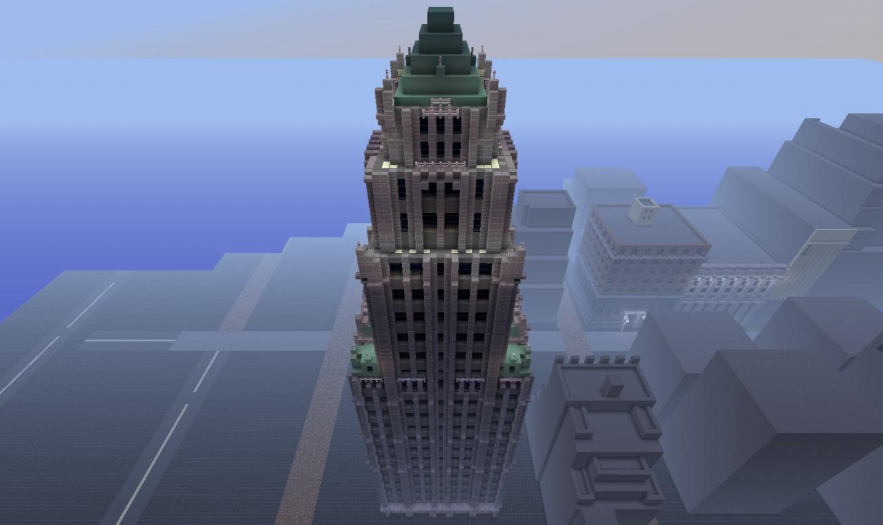 Minecraft Library Build