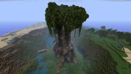 Big Tree Minecraft Map & Project