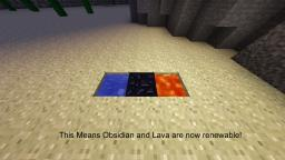 How to make an Infinite Lava Pool Minecraft Blog Post