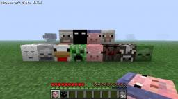Mob Blocks v. 1.1 Minecraft Mod