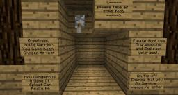 Dare you enter: The creeper spleef arena? Minecraft Project