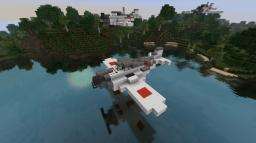 Mitsubishi Zero Minecraft Map & Project