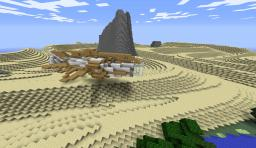 Untitled Airship Minecraft Map & Project
