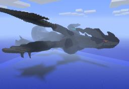 Pokemon Zekrom Minecraft Project