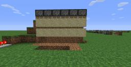 infinite sand genrator Minecraft Project