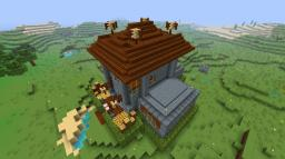 5-star Player Home Minecraft Map & Project