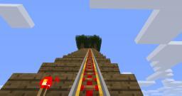 BIG ROLLERCOSTER MINECRAFT - Sandstorm HD Minecraft Project