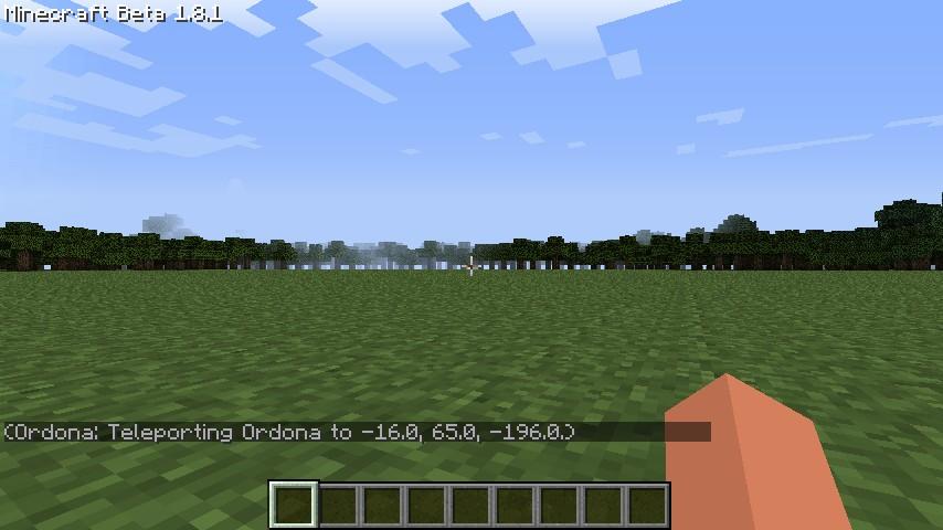 Vanilla Commands Useful Command Enhancements For The Vanilla - Minecraft spieler zum spawn teleportieren