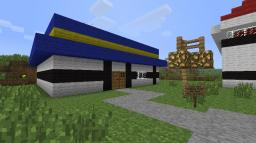 Poke Mart Minecraft Map & Project