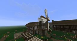 Medieval/Fantasy Minecraft RP Server - Village NO.1 Minecraft Map & Project