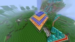 PyRaMiDe Minecraft Map & Project