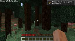 Peacefrog's Real Looking Forest Minecraft Mod