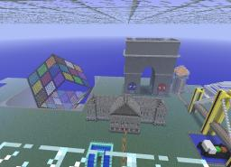 Homo! Minecraft Map & Project