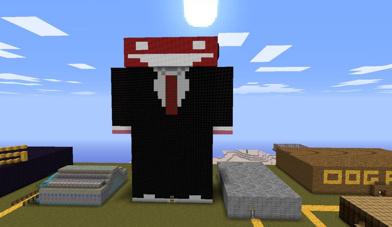 The server Owner in Pixel Art