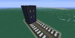 Cemetery/Tower Of Doom Minecraft Map & Project