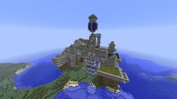 Mountiara - Colony Project Minecraft Map & Project