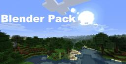 Blender Pack (64x64)(1.9 ready!)(awesome!) Minecraft