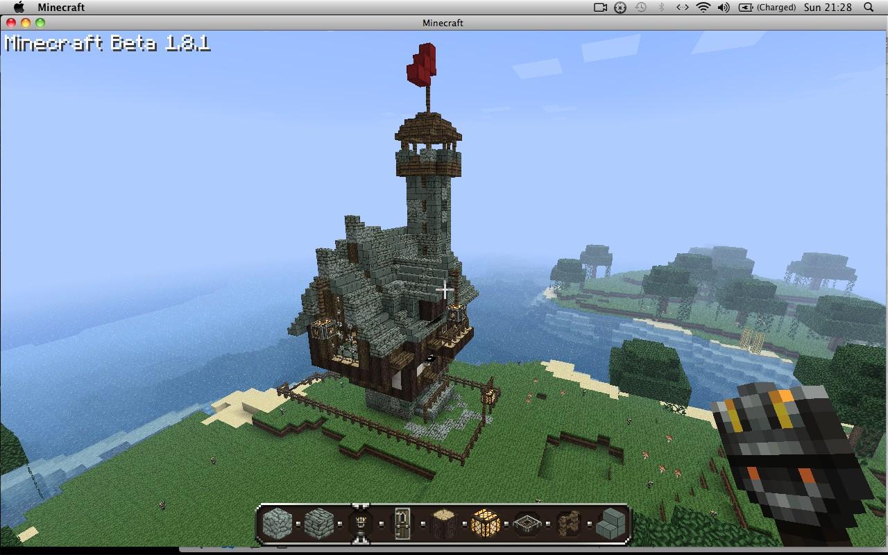 how to download minecraft server worlds