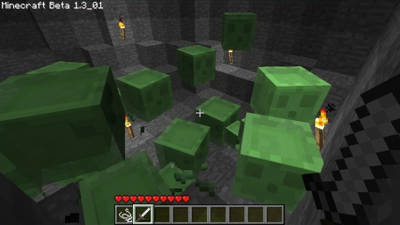 SLIMES!! should there be an easier way to get slime balls