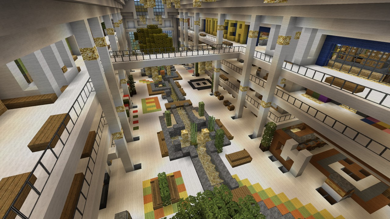 blakemere craft centre mall shopping center town project minecraft project 1143