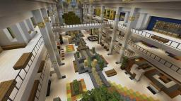 Mall / Shopping Center - Beach Town Project Minecraft