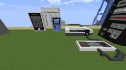 Electronic Graveyard Minecraft Project