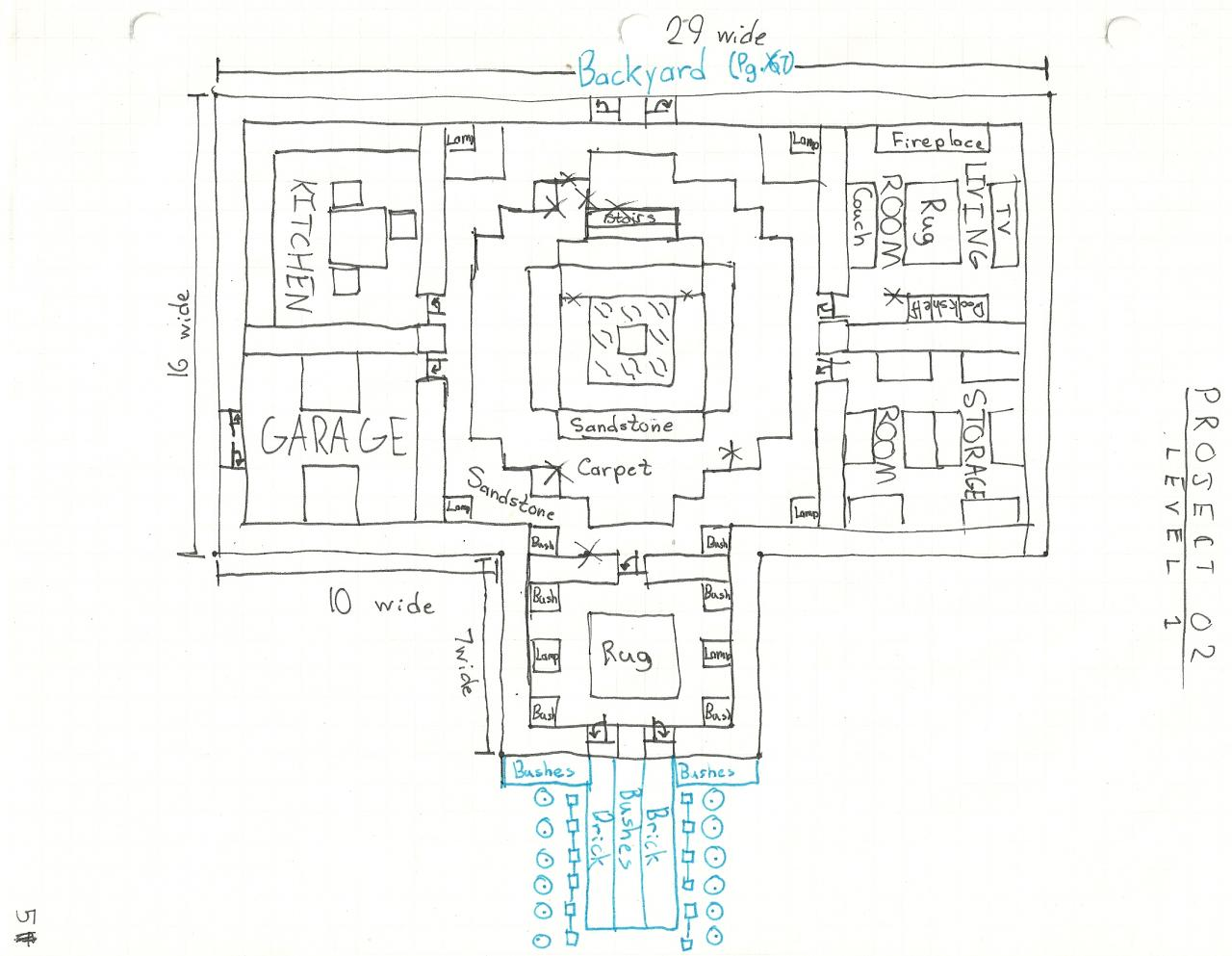 Minecraft Mansion Blueprints Auto Design Tech