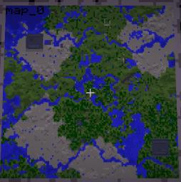 The Field of War (Largest Minecraft Arena) Minecraft Project