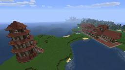 Valeres Minecraft Map & Project