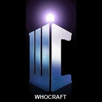 WHOCRAFT - The Doctor Who/Minecraft Experience: NOW FOR 1.3.2!