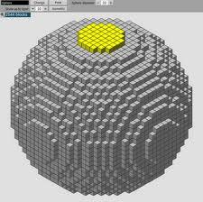 как сделать купол в майнкрафт #6