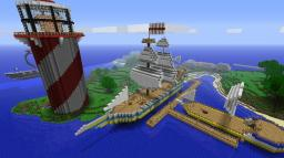 Port Royal - UPDATED Minecraft Map & Project