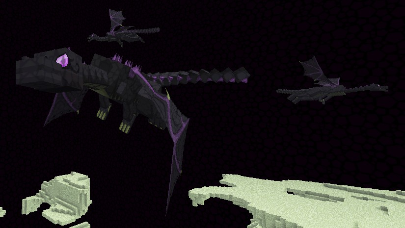 Ender Dragon (v0.9.5 for MC1.9pre4&5)