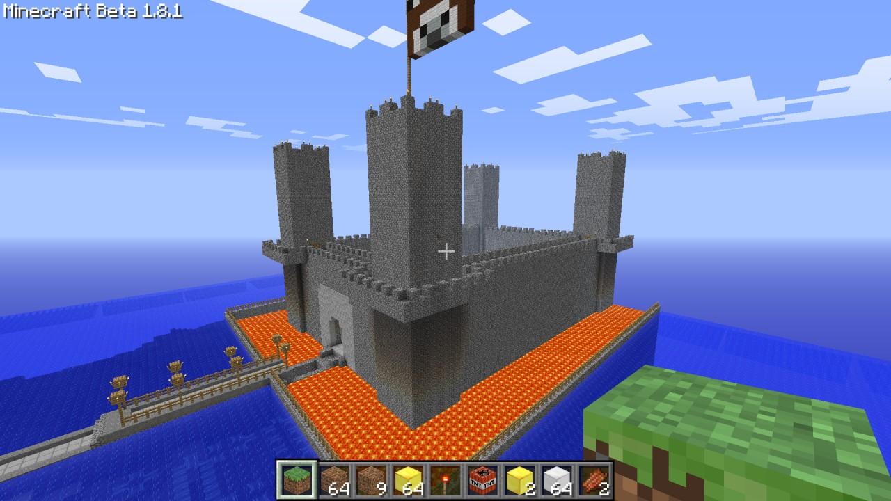 BS Minecraft Minecraft...