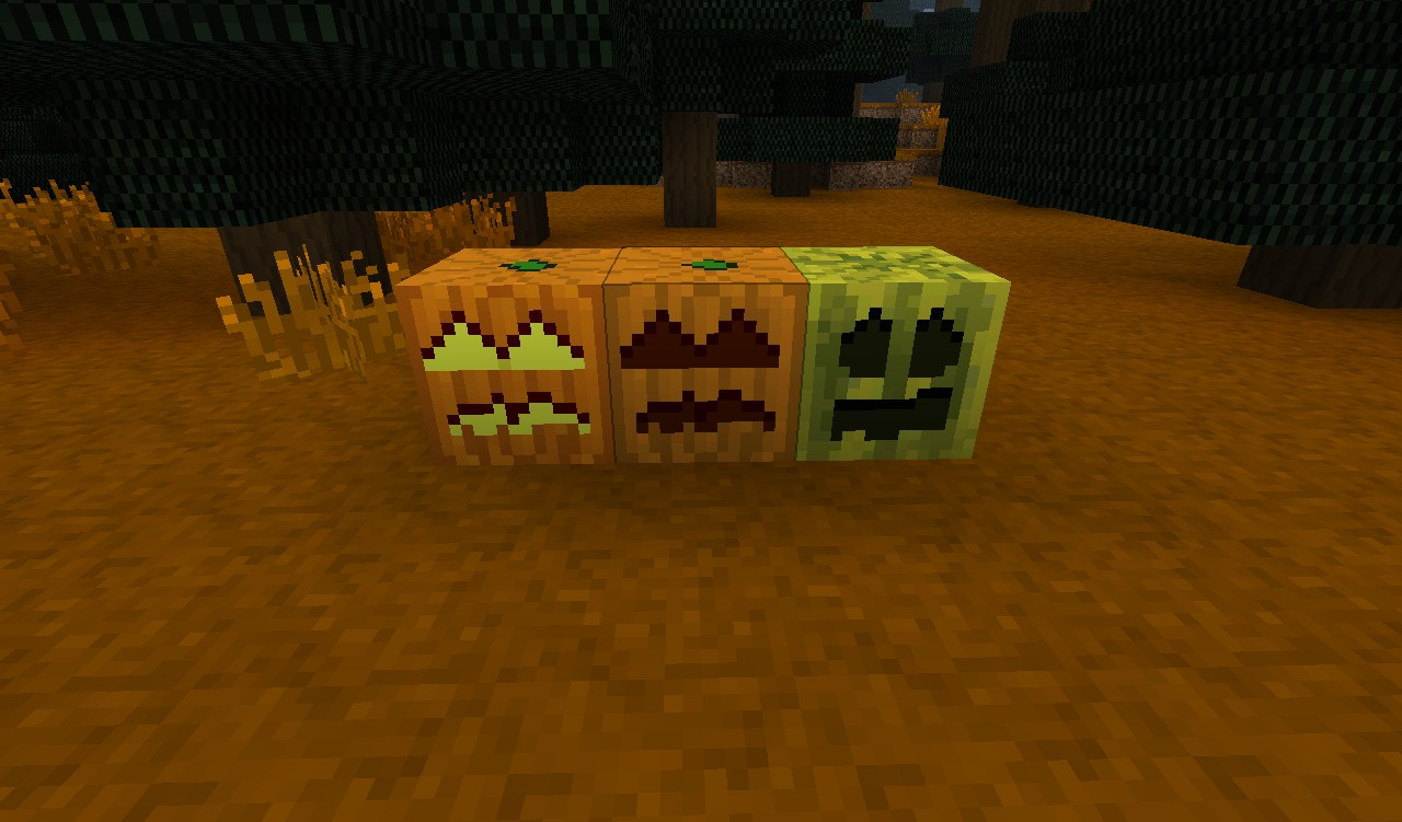 Watermelons and Pumpkins