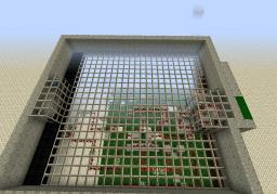 lockable door with hidden wiring Minecraft Map & Project