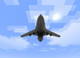 Airliner Minecraft Map & Project