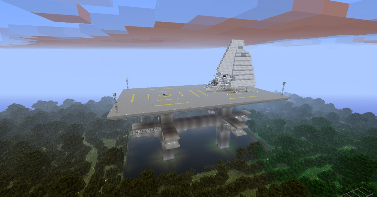 planet minecraft map with Imperial Landing Platform on Munich Airport 11 furthermore My Sky House furthermore Taj Mahal 776997 likewise Huge Theatre For Plays further By Blind Metro 2035 Our Future.