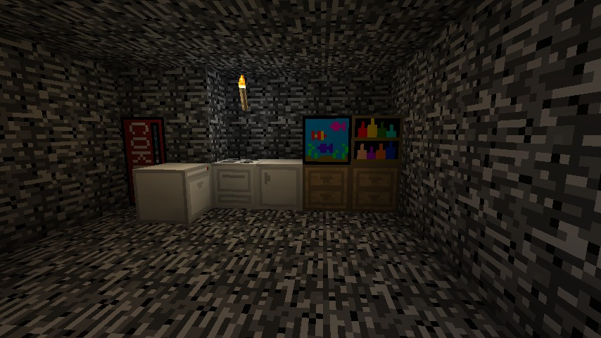 bedrock house minecraft project