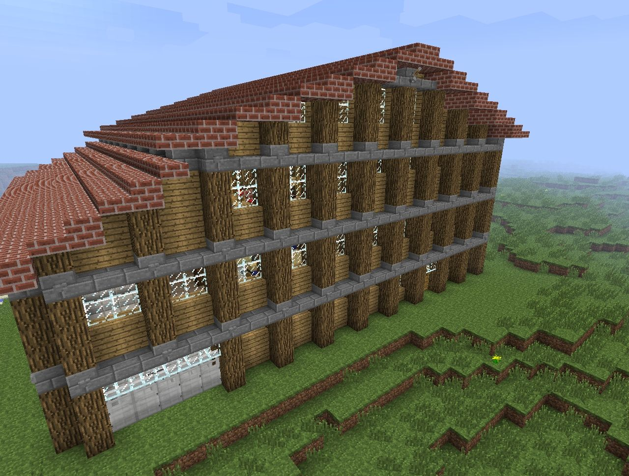 minecraft how to make a awesome house