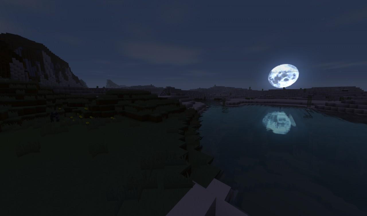 Defscape 64x Version 1.6  (plus Necrowizzards water shader mod)
