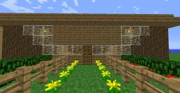 Modern One Story Home Minecraft Map & Project