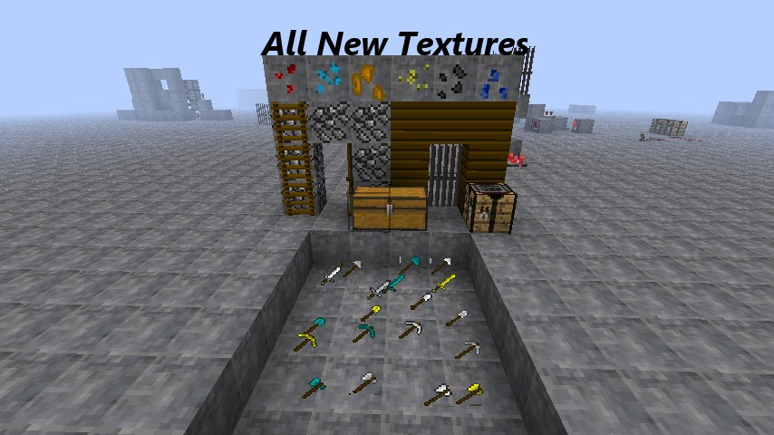 All New Textures Update 4 Minecraft Texture Pack