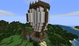 Aerial Observation Post (Orion Heavy/Hazardous) Minecraft Map & Project